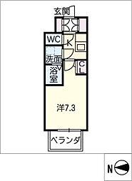 S−RESIDENCE千種[10階]の間取り