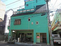 東京都杉並区阿佐谷南2丁目の賃貸マンションの外観