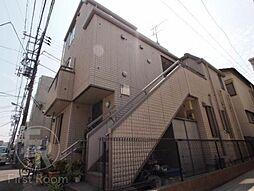 東京都大田区仲六郷2丁目の賃貸マンションの外観