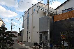 ハーモニーテラス郷免町[201号室]の外観
