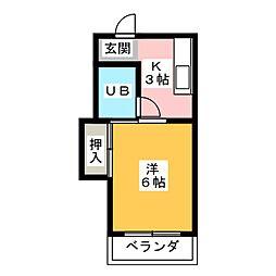 【敷金礼金0円!】コーポ飛島 B
