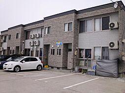 秋田県大仙市幸町の賃貸アパートの画像