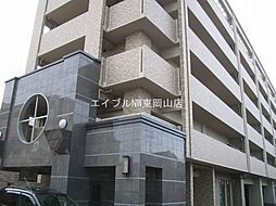 岡山県岡山市中区浜2丁目の賃貸マンションの外観