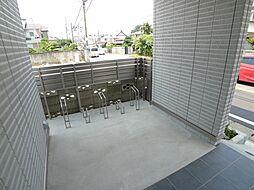 グラン ポルテII[2階]の外観