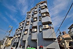 エムロード駒川[3階]の外観