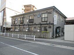 兵庫県尼崎市南塚口町7丁目の賃貸アパートの外観