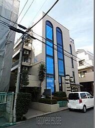 神奈川県相模原市中央区矢部3丁目の賃貸マンションの外観