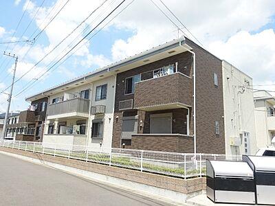 外観,2LDK,面積56.59m2,賃料5.7万円,つくばエクスプレス みらい平駅 徒歩20分,,茨城県つくばみらい市紫峰ヶ丘