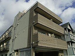 ドムス松ヶ崎[1階]の外観