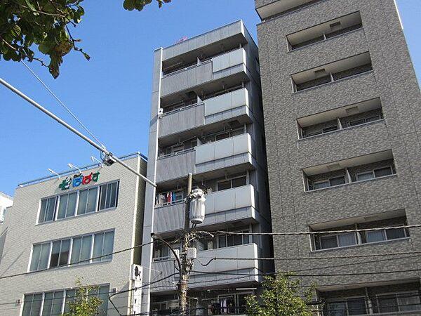 メゾンド錦糸町[6階]の外観