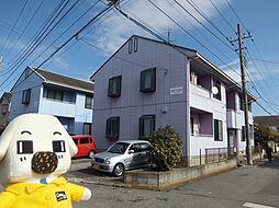 中野ハイツA[202号室]の外観