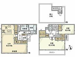 市川駅 24.0万円