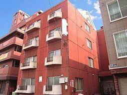 現代ハイツパートII[4階]の外観