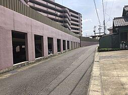 前面道路(撮影:2019年7月)
