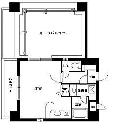 ロマネスク小笹第3[7階]の間取り