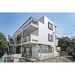 東京都多摩市連光寺の賃貸マンションの外観