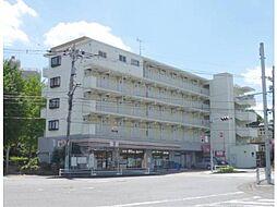 青木葉センタービル[4階]の外観