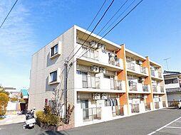 東京都昭島市拝島町1丁目の賃貸マンションの外観