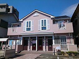 静岡県浜松市南区古川町の賃貸アパートの外観
