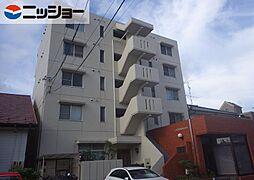 ハイファームマンション[3階]の外観