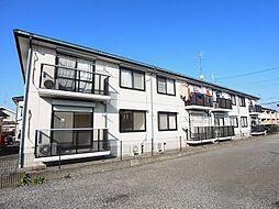 アビタシオン大和田A[2階]の外観
