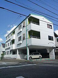 愛知県名古屋市千種区松竹町2丁目の賃貸アパートの外観
