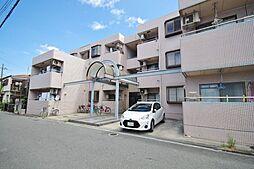 大阪府枚方市星丘2丁目の賃貸マンションの外観