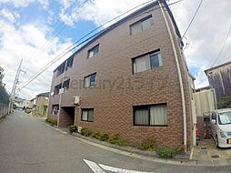 兵庫県伊丹市鴻池4丁目の賃貸マンションの外観