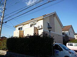 エレガンス飛江田 II[B号室]の外観