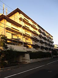 第2くめマンション[413号室]の外観