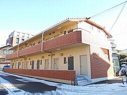 レジデンス山本II[1階]の外観