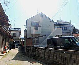 大阪府枚方市山之上の賃貸アパートの外観