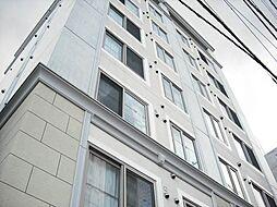 北海道札幌市中央区北一条東7丁目の賃貸マンションの外観