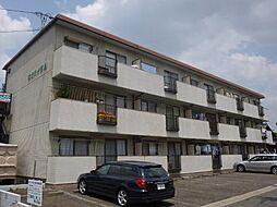 柿沢ハイツA[3階]の外観
