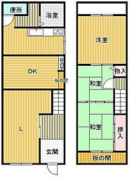 近鉄大阪線 俊徳道駅 徒歩6分