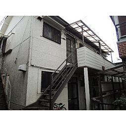 大阪府寝屋川市香里西之町の賃貸アパートの外観