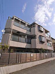 埼玉県ふじみ野市上福岡5丁目の賃貸マンションの外観