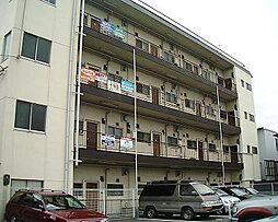 マンション千鶴荘[303号室]の外観