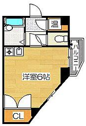 フォルム太宰府[305号室]の間取り
