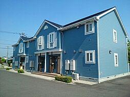 香川県丸亀市飯山町東坂元の賃貸アパートの外観