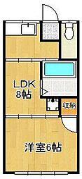 九州工大前駅 2.9万円