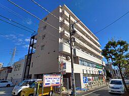 東京都足立区綾瀬3丁目の賃貸マンションの外観