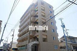 ピュアライン医大東[6階]の外観