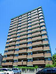 マンシオンタイラ[8階]の外観