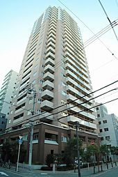 ベルファース大阪新町[16階]の外観
