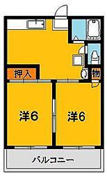 江曽島駅 4.2万円