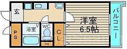 リトゥール澤[7階]の間取り