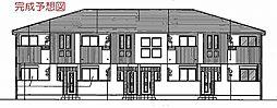 アルカンシェル3[1階]の外観