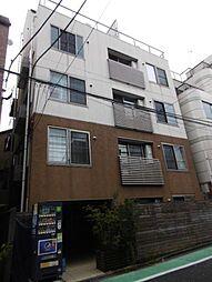 ベルビー早稲田377の外観