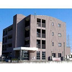 岐阜県岐阜市茜部菱野3丁目の賃貸アパートの外観